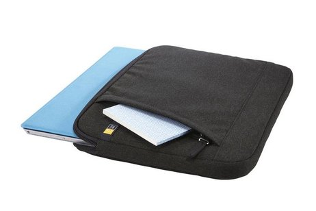 MacBook Air 11 inch hoesje - Case Logic Zwarte Huxton