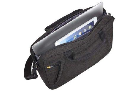 Case Logic Zwarte Huxton laptoptas 15.6 inch