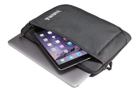 MacBook 12 inch hoesje - Thule Zwarte Subterra MacBook
