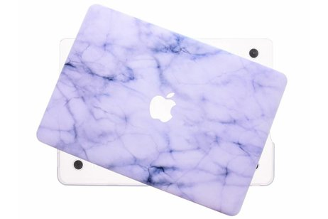 MacBook Pro 13.3 inch hoesje - Design Hardshell Cover voor