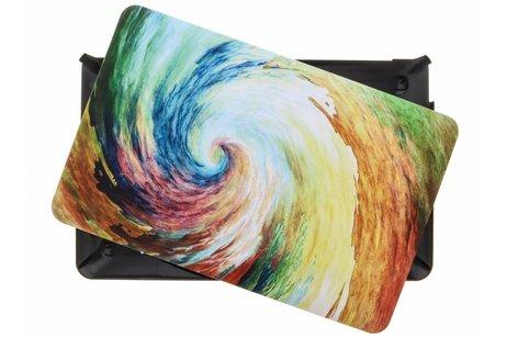 MacBook Air 11.6 inch hoesje - Design Hardshell Cover voor