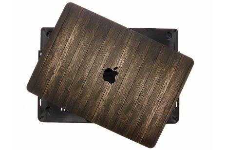 MacBook Pro 13 inch (2013-2019) hoesje - Design Hardshell Cover MacBook