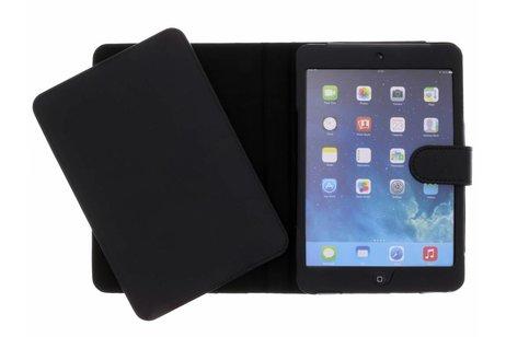 Bluetooth Keyboard Bookcase voor iPad Mini / 2 / 3 / 4 - Zwart