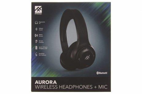 iFrogz Zwarte Aurora Wireless Headphones