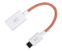 Xtorm USB-C naar USB-A kabel - 15 centimeter