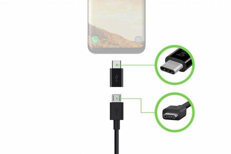 Belkin Pocket Powerbank 5000 mAh + USB-C adapter - Zwart