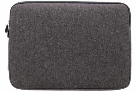 Gecko Covers Grijze Universal Zipper Laptop Sleeve 13 inch