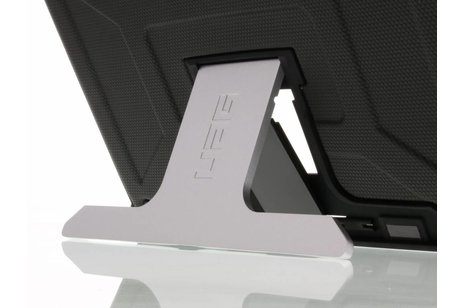 UAG Armor Gear Backcover voor Microsoft Surface Pro 4 / 6 / Pro (2017) - Zwart