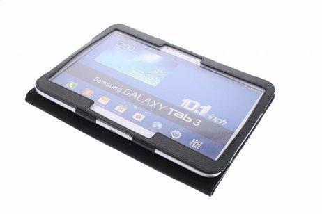 Samsung Galaxy Tab 3 10.1 hoesje - Effen Bookcase voor Samsung