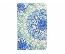 Design Softcase Bookcase Samsung Galaxy Tab E 9.6