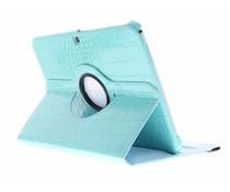 360° Draaibare krokodil Bookcase Samsung Galaxy Tab 3 10.1