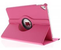 Fuchsia 360° draaibare tablethoes iPad Pro 9.7
