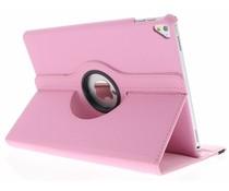 Roze 360° draaibare tablethoes iPad Pro 9.7
