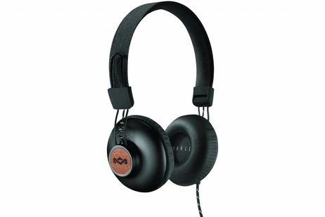 House of Marley Zwarte Positive Vibration 2 Headphones