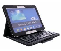 Bluetooth Keyboard Bookcase Samsung Galaxy Tab 3 / 4 10.1