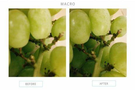 Universal Clip Lens macro / fish eye / wide angle - Zwart