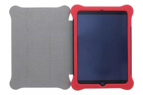 Fuchsia 3 in 1 tablethoes voor de iPad (2018) / (2017)