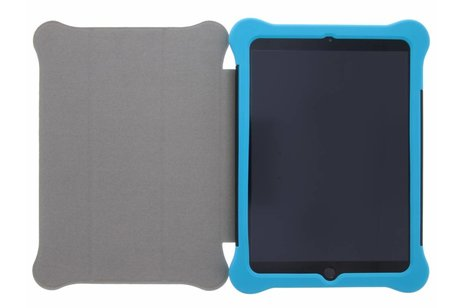 Turquoise 3 in 1 tablethoes voor de iPad (2018) / (2017)