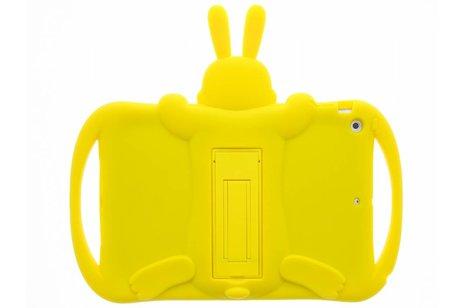 iPad Air hoesje - Gele konijn dieren tablethoes