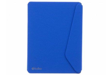 Kobo Aura H2O Edition 2 hoesje - Kobo Blauwe SleepCover voor