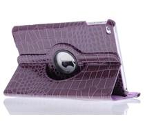 360° draaibare krokodil hoes iPad Mini 4
