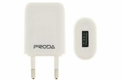 Witte USB Charger