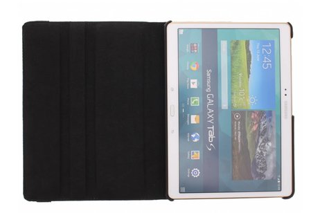 Samsung Galaxy Tab S 10.5 hoesje - 360° Draaibare krokodil Bookcase