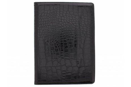 iPad Air 2 hoesje - 360° Draaibare krokodil Bookcase