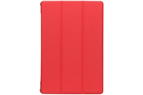 Rode Stand Tablet Cover voor de Huawei MediaPad M5 (Pro) 10.8 inch