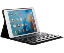 Zwart Bluetooth keyboard hoes iPad Mini 4