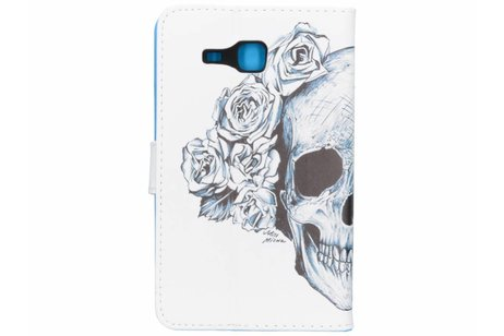 Samsung Galaxy Tab A 7.0 (2016) hoesje - Design Softcase Bookcase voor