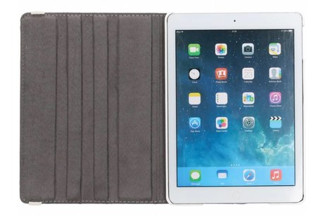iPad Air hoesje - 360° draaibare dare to