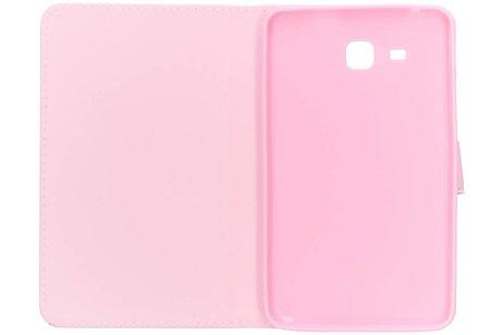Samsung Galaxy Tab A 7.0 (2016) hoesje - Design Softcase Bookcase voor