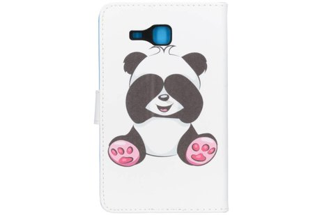 Samsung Galaxy Tab A 7.0 (2016) hoesje - Kleine panda design TPU