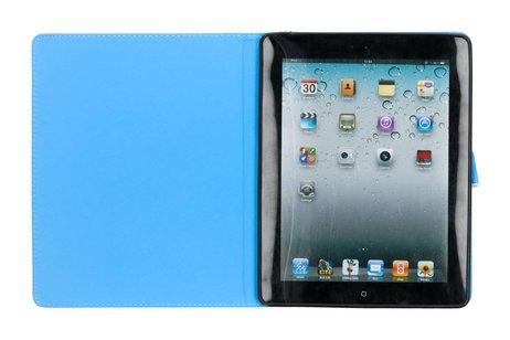 Panda in boom design TPU tablethoes voor de iPad 2 / 3 / 4
