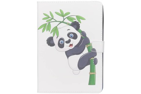 iPad Air hoesje - Panda in boom design