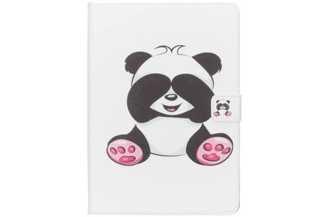 iPad Air hoesje - Design Softcase Bookcase voor
