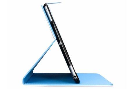 iPad Air hoesje - Doodshoofd design TPU tablethoes