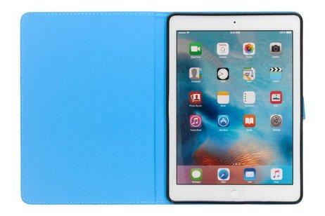 Panda in boom design TPU tablethoes voor de iPad (2018) / (2017)