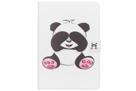 iPad Pro 9.7 hoesje - Kleine panda design TPU