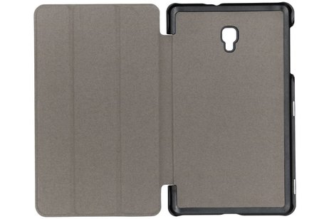 Samsung Galaxy Tab A 8.0 (2017) hoesje - Zwarte Stand Tablet Cover