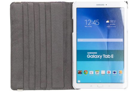 Samsung Galaxy Tab E 9.6 hoesje - 360° draaibare without dreams