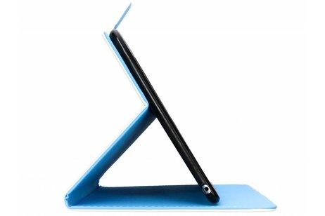 iPad Air 2 hoesje - Doodshoofd design TPU tablethoes