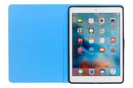 iPad Air 2 hoesje - Design Softcase Bookcase voor