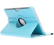 360° Draaibare Bookcase Samsung Galaxy Tab 2 10.1