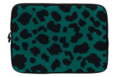 Universele panter design sleeve 13.3 inch