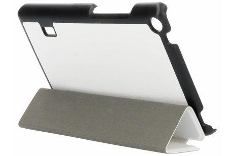 Huawei MediaPad T3 7 inch hoesje - Stand Bookcase voor Huawei