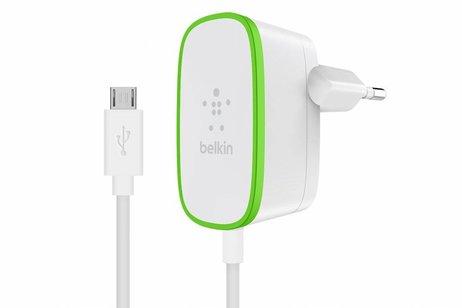 Belkin Home Charger met vaste Micro-USB kabel 1,8 meter