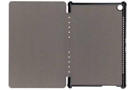 Groene Stand Tablet Cover voor de Huawei MediaPad M5 (Pro) 10.8 inch