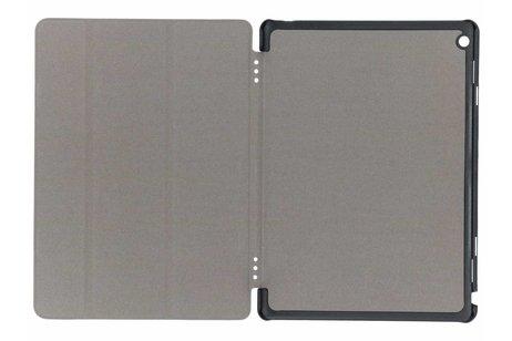 Huawei MediaPad M3 Lite 10 inch hoesje - Groene Stand Tablet Cover